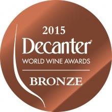 Image result for decanter 2015 bronze